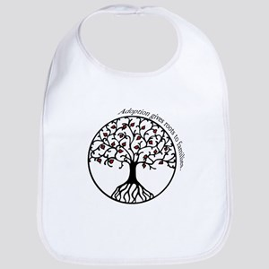 Adoption Roots Bib